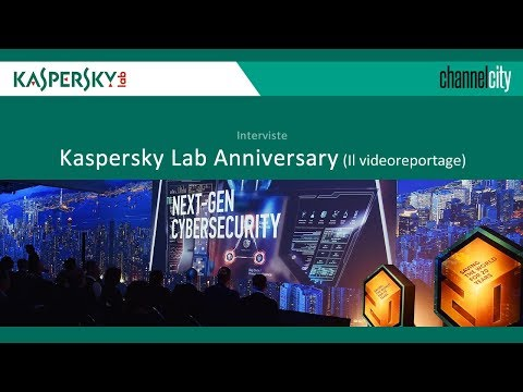 Arno Coster, Managing Director Europe, Kaspersky Lab | Speciali ChannelCity