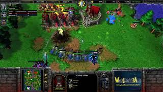 ToD(HU) vs PCG_123(UD) - WarCraft 3 Frozen Throne - RN4359