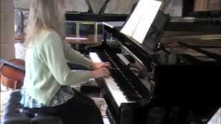 Mireille Gradeff Silva, Chopin Nocturne Opus 15 No 1 in Fa Major