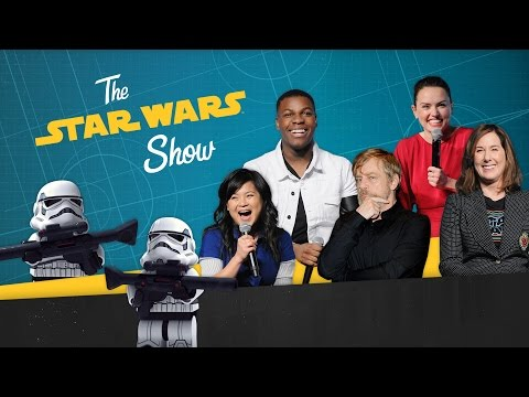 The Last Jedi Cast Talks Teaser & The Freemaker Adventures S2 Preview!