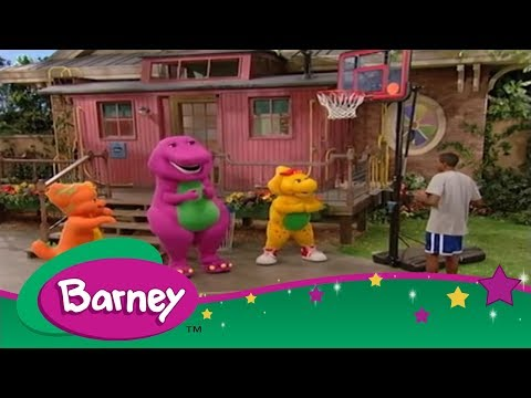 🏈 Barney - We Love Sports Song Compilation