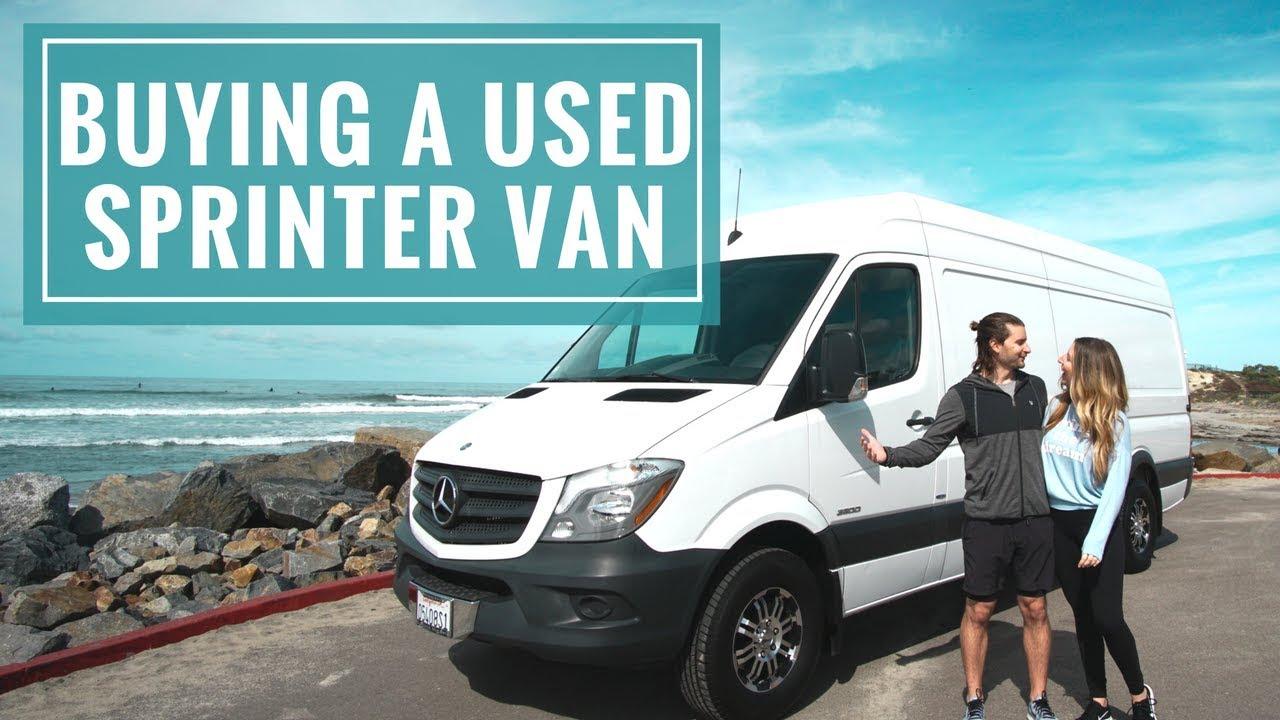 015bea151a VAN LIFE BUILD  Buying A Used Sprinter Van   Starting Van Insulation ...