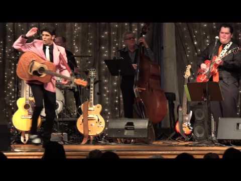 A Tribute To The Million Dollar Quartet- Josh Davis as Elvis Presley