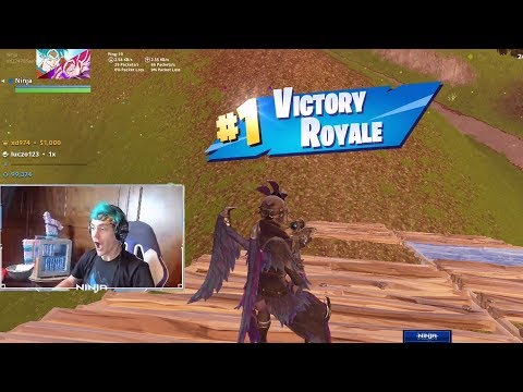 Ninja Fortnite Best Moments Part 4