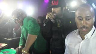 redman at a tribe called quest anniversary party