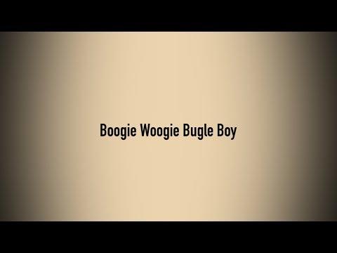 """""""Boogie Woogie Bugle Boy"""" Swing Night"""