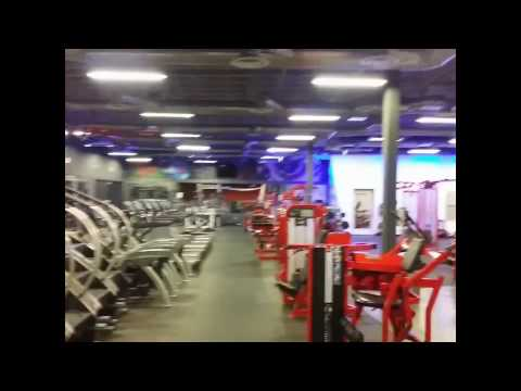 Edge Fitness Gym - FULL VIDEO TOUR (Henderson, Nevada)