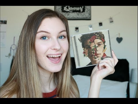 Shawn Mendes The Album Unboxing + Review!