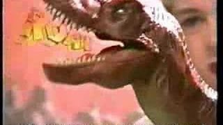 Jurassic Park Toy Commercials (1993-2009)