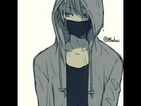 Những ảnh anime boy ngầu lạnh lùng - YouTube