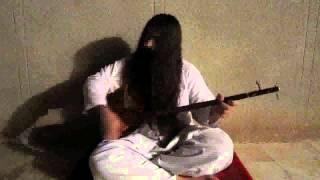 تکنوازی تنبور رامتین کاکاوندی
