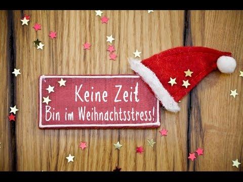 Живой немецкий язык C1/C2 Deutsche Welle Alltagsdeutsch Im Weihnachtsstress #1
