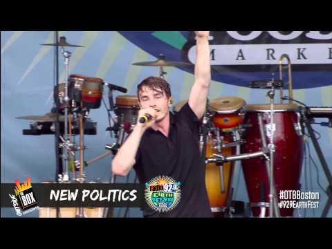 New Politics - West End Kids