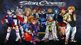 🎮 Going old school today 💎 PS1 hidden gem here 💎 Playing Star Ocean: The Second Story Part 2 🎮