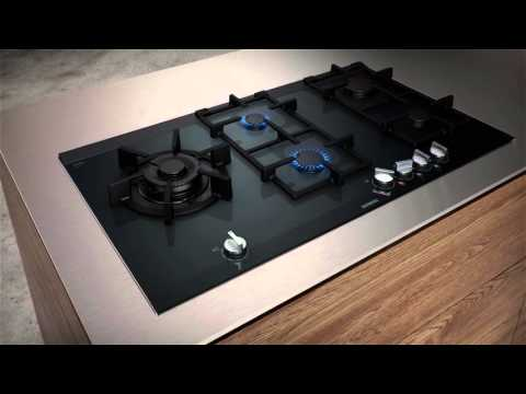 The Siemens Gas Cooktops