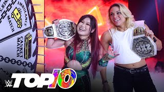 Фото Top 10 NXT 2.0 Moments: WWE Top 10, Oct. 19, 2021