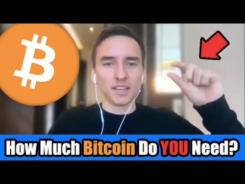 How Much Bitcoin is Enough To Be Rich in 2021? | Is Buying 0.28 BTC of Any Significance? | The Moon