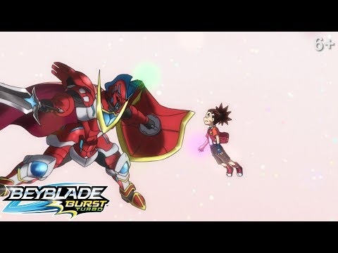 Beyblade Burst Turbo русский | сезон 3 | Эпизод 10 | Ахиллес против Роктавора!