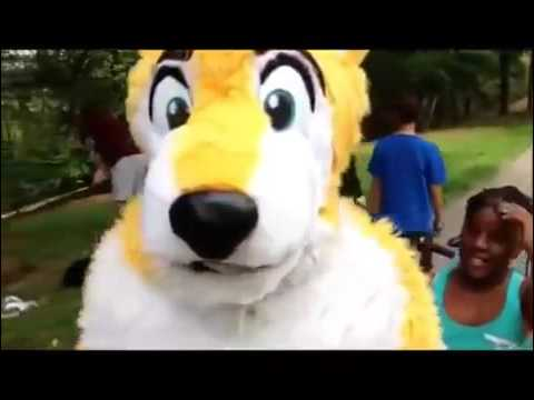 Kids Attack Furries
