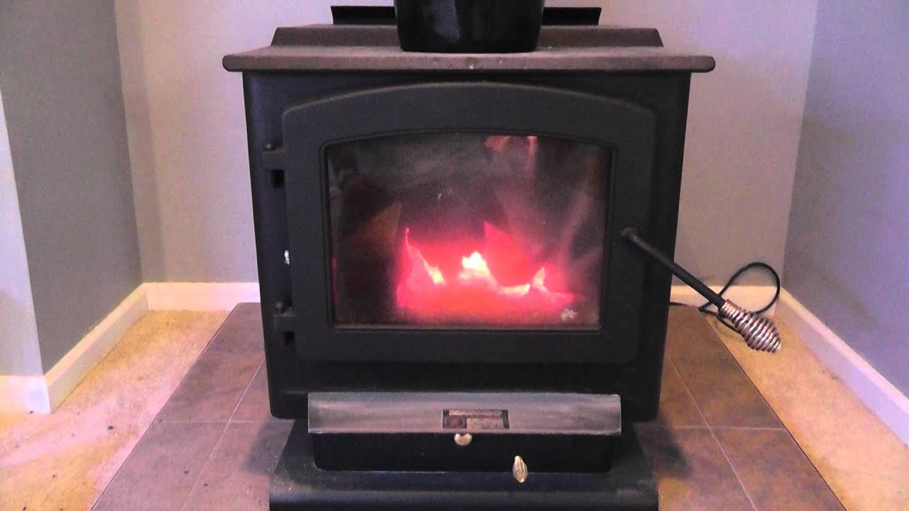 Englander Nc 30 Wood Stove Review Youtube