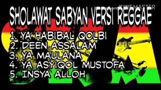 Download SHOLAWAT NISSA SABYAN VERSI REGGAE - SKA Mp3
