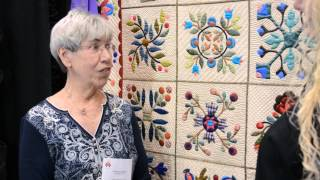 Christine Wickert - Best of Show Award Winner - 2013 AQS QuiltWeek - Lancaster, PA