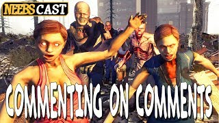 On to Ragnarok & 7 Days to Die Update - Commenting on Comments thumbnail