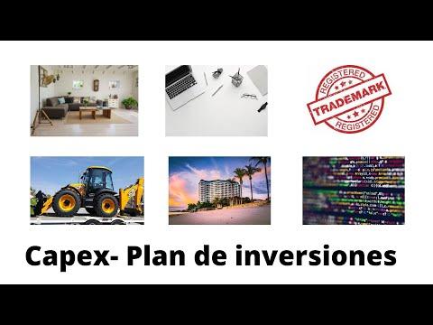 Qué es el CAPEX o plan de inversiones de una empresa