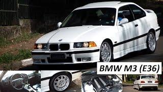 Garagem do Bellote TV: BMW M3 (E36)