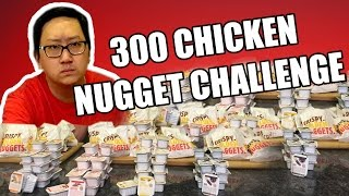 300 Chicken Nugget Challenge