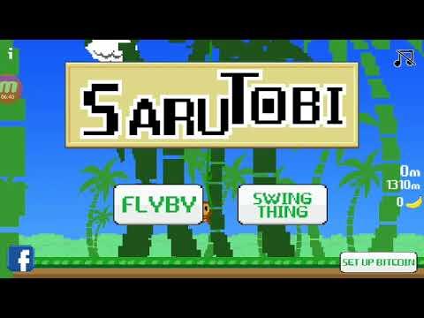 Sarutobi - Bedava Bitcoin Kazandıran Android Oyun
