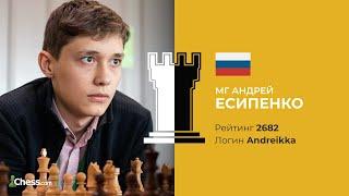 Интервью с МГ Андреем Есипенко, победителем турнира \