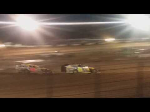 Modifieds Heat 3  Fayette County Speedway 4/17/18