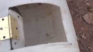Composting Toilet, How To Build For Cheap.