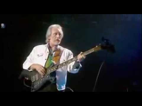 John Entwistle amazing bass solo
