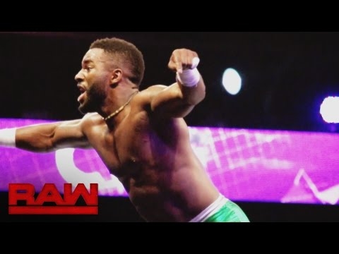 The Cruiserweight division comes exclusively to Raw in three weeks