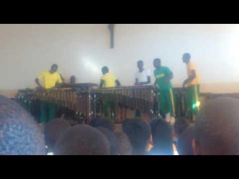 Amai Munodonhedza Musika by St Ignatius College Marimba
