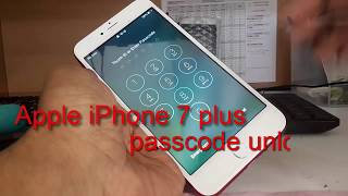 iphone 7 plus hard reset