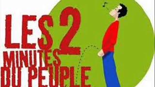 •Les deux minutes du peuple: Jacques Cartier 3 et 4•