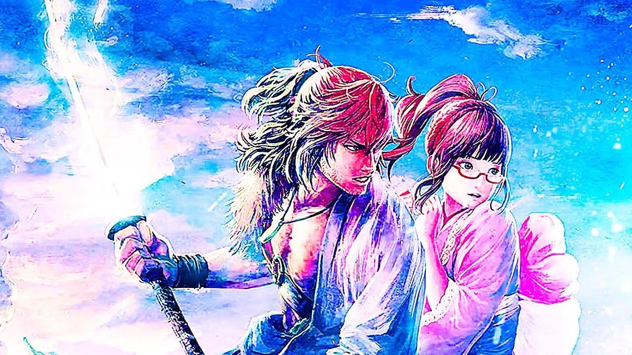 """KATANA KAMI """"Um Caminho para a História do Samurai"""" (2020) PS4 + vídeo"""
