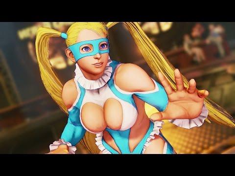 [PS4] Street Fighter 5: R.Mika (TKNinja) vs Rashid (Lyrveil)【HD 】