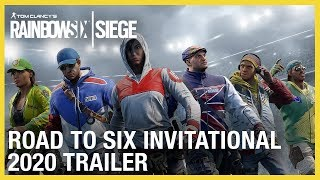 Rainbow Six Siege: Road to Six Invitational 2020 Trailer | Ubisoft [NA]