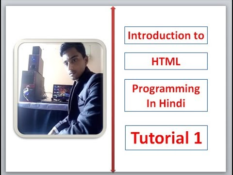 Introduction To HTML Programming | What Is Html | In Hindi Tutorial-1  By Officials Learned