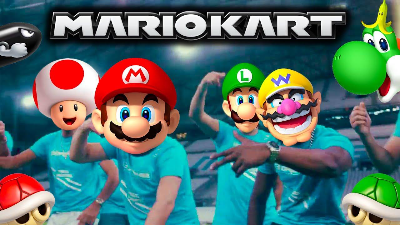 Download BANDE ORGANISÉE - Mario / Luigi / Toad / Yoshi / Wario (Parodie Bande Organisée)