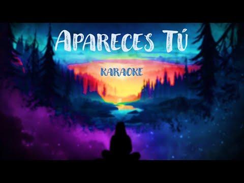 Apareces tu - La Oreja de Van Gogh - Karaoke