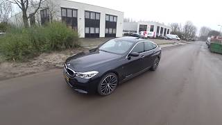 BMW 6 Series GT 2020 POV Test Drive تجربة الوحش BMW 6 Series GT 2020 في شوارع دورتموند