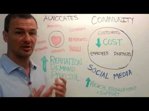 Community Strategy Versus Advocate Marketing Program: What's The Difference?