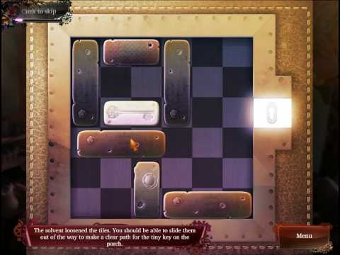Alice In Wonderland (Chapter 10 Slider Puzzle Solution)