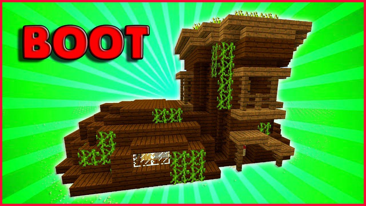 Minecraft Boot
