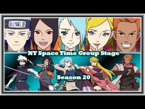 Naruto Online 4.0 Space Time NY Day 1 feature Match Karna Vs Elmo